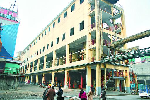 鹤壁技术学院环境照片