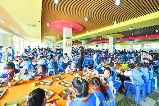 走进知识科达高中鹤壁语文必学校背图片