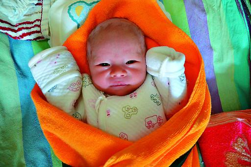 2014年最新弃婴照片