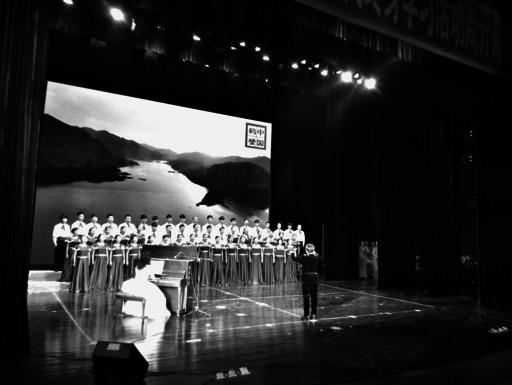 60名学生为合唱团补充新鲜血液———访鹤壁职业技术